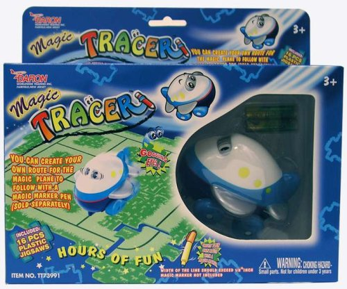 Magic Tracer Airplane - Buy Magic Tracer Airplane - Purchase Magic Tracer Airplane (Daron, Toys & Games,Categories,Play Vehicles,Vehicle Playsets)