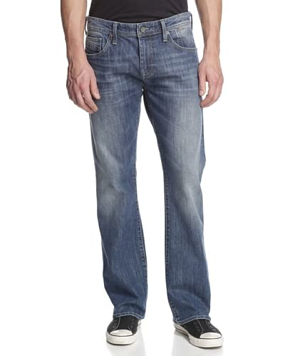 Mavi Men's Josh Boot Cut Fit Jean