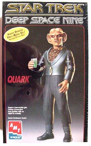 Picture of amt/ertl STAR TREK DS9 QUARK MODEL FIGURE (B000UOLWVM) (Star Trek Action Figures)