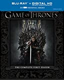 Game of Thrones: Season 1 [Blu-ray + Digital Copy] (Sous-titres français)