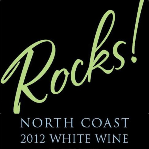 2012 Stepping Stone By Cornerstone North Coast White Blend Rocks! 750 Ml