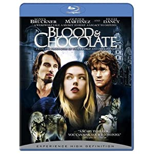Amazon.com: Blood & Chocolate [Blu-ray]: Agnes Bruckner, Hugh ...
