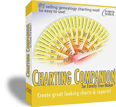 Charting Companion for Family Tree Maker