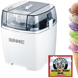 Macchina del gelato ricette