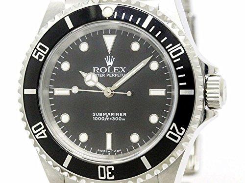 [ロレックス]ROLEX【ROLEX】ロレックス サブマリーナ 14060 N番 ステンレススチール 自動巻き メンズ 時計14060(BF106867)[中古]