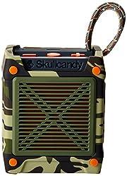 Skullcandy S7SHHW-473 Shrapnel 2.0 Bluetooth Speaker Camo