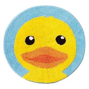 Amazon Com Jumping Beans Yellow Duck Bath Rug