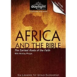 Africa and the Bible - Daylight Bible Studies DVD & Leader's Guide