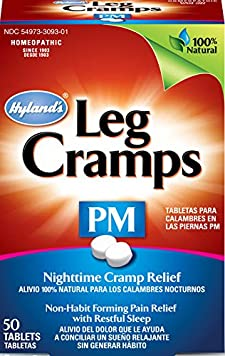 Hylands Leg Cramps PM, Tablets, 50 tablets