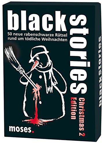 Black Stories: Christmas Edition 2 [Edizione: Regno Unito]