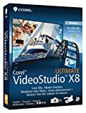 Software - Corel VideoStudio Ultimate X8