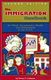 img - for By Henry G. Liebman The Immigration Handbook (2nd Second Edition) [Paperback] book / textbook / text book