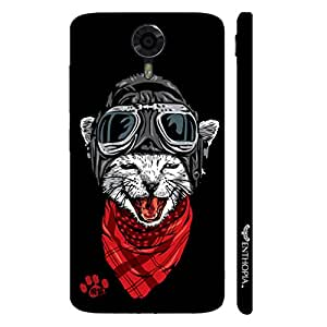 Micromax Canvas Xpress 2 Catapilot designer mobile hard shell case by Enthopia