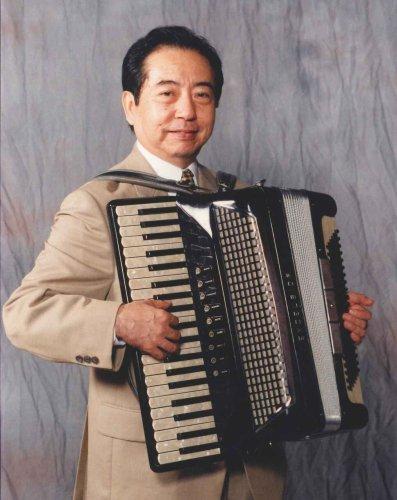 アコーディオン奏者・横森良造、死去