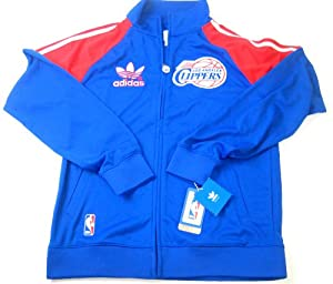 Los Angeles Clippers Mens Court Series Track Jacket NBA adidas Originals by adidas