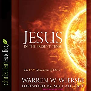 Jesus in the Present Tense Audiobook