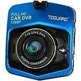 TOGUARD FULL HD 1080P ドライブレコーダー 動体感知 車載用ビデオカメラ【PDF日本語説明書に付き】