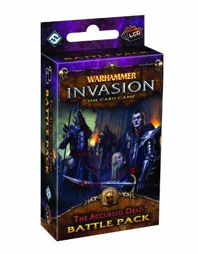 Warhammer Invasion LCG: The Accursed Dead Battle Pack