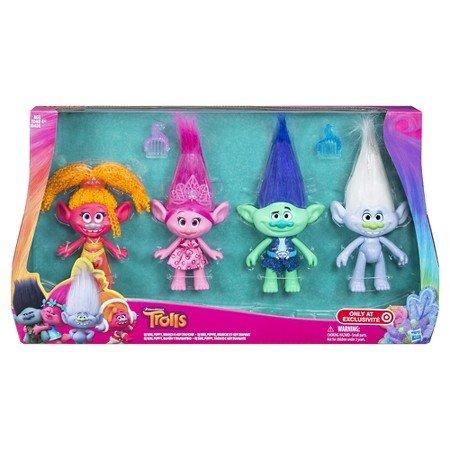 Dreamworks-Troll-Dolls-4-Pack-Exclusive-9-Tall