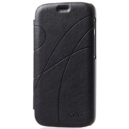 KLD Oscar II Flip Cover for Micromax Canvas Turbo A250 (Black)