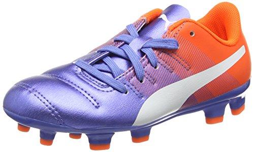 Puma Unisex-Kinder Evopower 4.3 Fg Jr Fußballschuhe