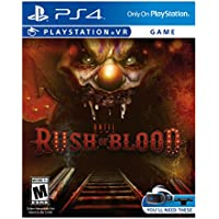 Until Dawn: Rush of Blood VR for PlayStation 4