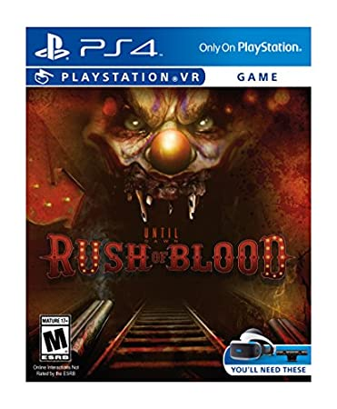 PSVR Until Dawn: Rush of Blood - PlayStation 4