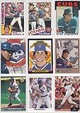 Ryne Sandberg (9) Card Topps Baseball Lot #2 (Chicago Cubs)