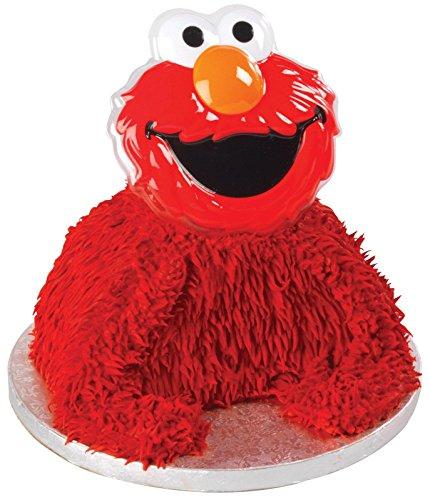 Elmo Birthday Cake Edible Image : Birthday Cake Pictures: Elmo Birthday Cake Pictures