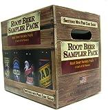 (Gift Box) Root Beer Sampler Pack (2 Each of 6 Kinds of Rootbeers - 12 Bottles)