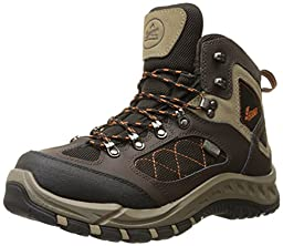 Danner Men\'s TrailTrek Hiking Boot, Brown/Orange, 12 D US
