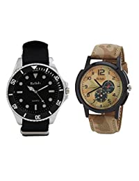 Relish Analog Round Casual Wear Watches For Men - B01A5715GU