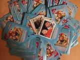 50 Tüten / Packungen REWE Sticker Unsere Wunderwelt 2013 - 150 Verblüffende Fragen [Spielkarten] von REWE
