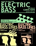 How to Play The Electric Bass (includ...