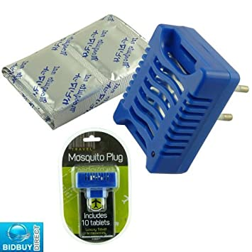 Compact Travel Plug In Mosquito Repellent