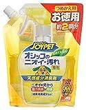 ジョイペット 天然成分消臭剤 オシッコのニオイ・汚れ専用 つめかえ用 お徳用 450ml