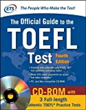 img - for Official Guide to the TOEFL Test With CD-ROM, 4th Edition (Official Guide to the Toefl Ibt) book / textbook / text book