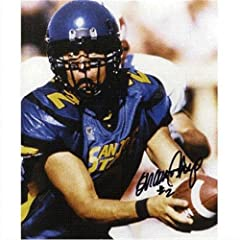 Buy Marcus Arroyo Autographed San Jose State Spartans 8x10 Photo by PalmBeachAutographs.com