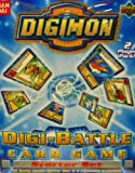 Digimon Digital Monsters Digi-Battle Card Game Starter Set 1st Edition 2 Play...