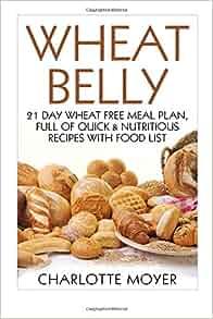 Wheat Belly Diet Plan Food List