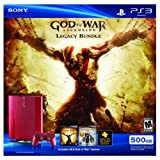 PlayStation 3 500GB Console with God of War Ascension Legacy