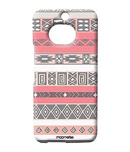 Peach Aztec - Pro Case for HTC One M9 Plus
