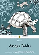 Aesop's Fables (Puffin Classics) by Aesop cover image