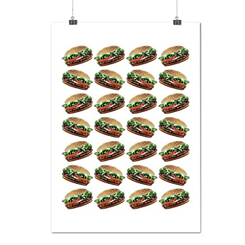 burger-multiple-joy-junk-food-matte-glossy-poster-a1-84cm-x-60cm-wellcoda