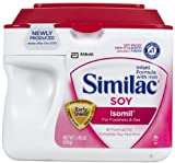 Similac Isomil Soy, Powder, 1.45-Pound (6 Pack)