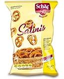 Schär Salinis - Salzbretzeln , 5er Pack (5 x 60 g Packung)