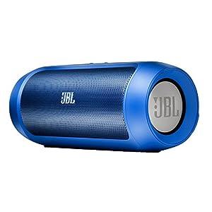 JBL Charge 2 - Enceinte Portable Bluetooth/Powerbank 6000maH - Bleu