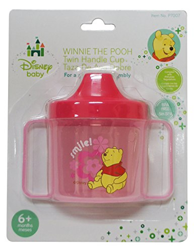 Pooh Bear Sippy Cup - 1
