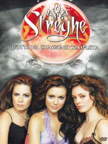 Streghe Stagione 08 [6 DVDs] [IT Import]
