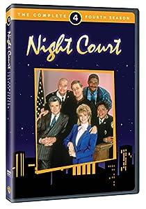 Night Court: Season 4 (4 Disc)